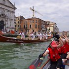 38. Vogalonga 2012 in Venedig